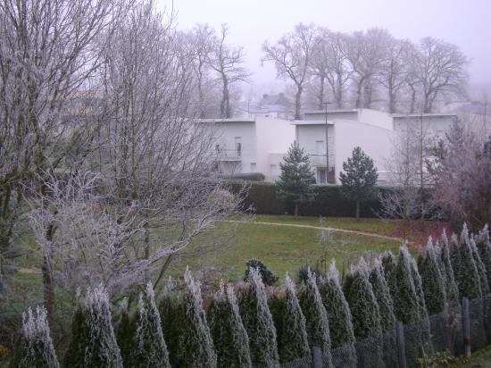 un 1er de l'an 2009 glacial
