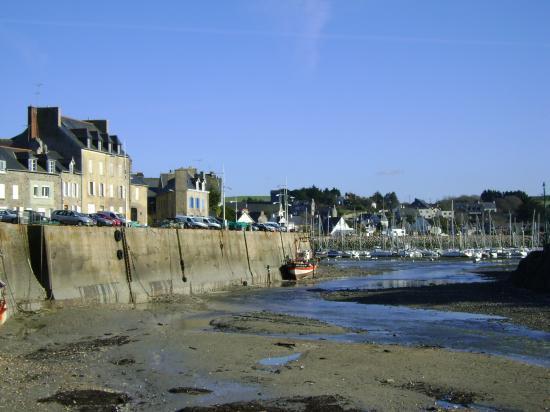 Petit port de Dahouet le 12/02/2009