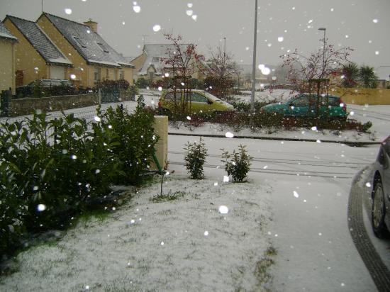 Episode neigeux du