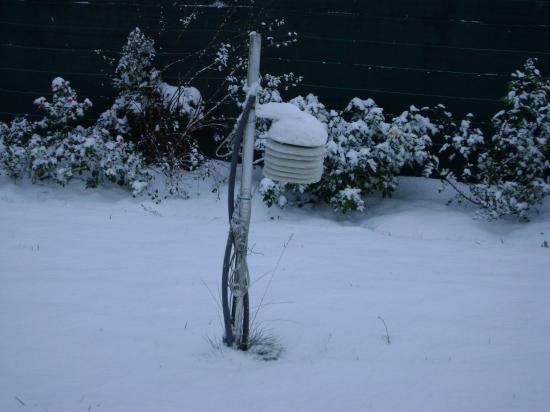 Episode neigeux du 18 et 19 Décembre 2009