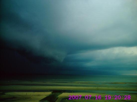 Orage à Cabourg(14)
